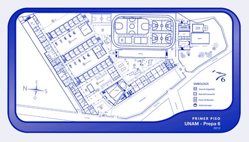 Mapa planta baja